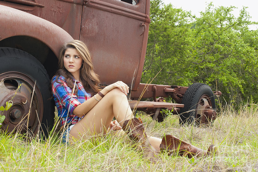 American country girl - Photos Unlimited